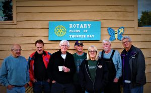 Rotary Club Members