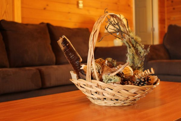 Cabin 2 Table Decoration