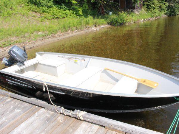 Princecraft Aluminum Boat