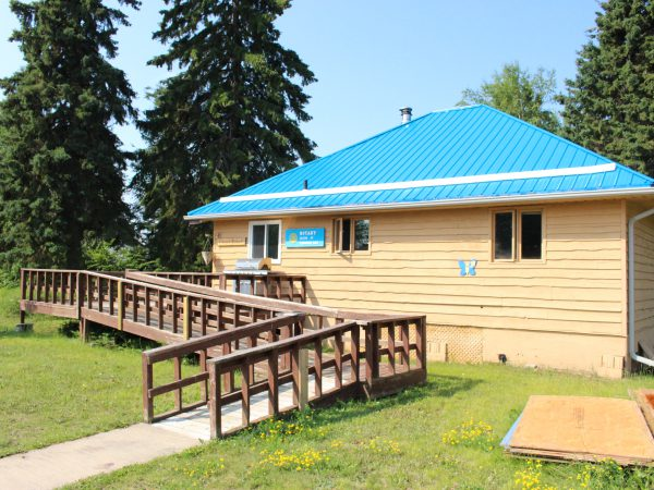 Cabin 4 Front