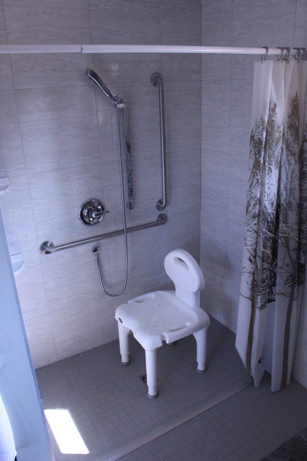 Cabin 4 Shower