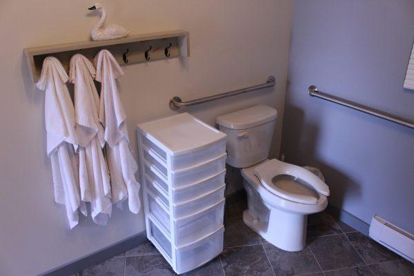 Cabin 3 Washroom