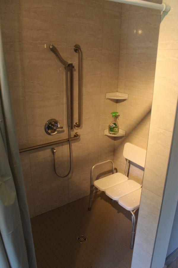 Cabin 2 Shower