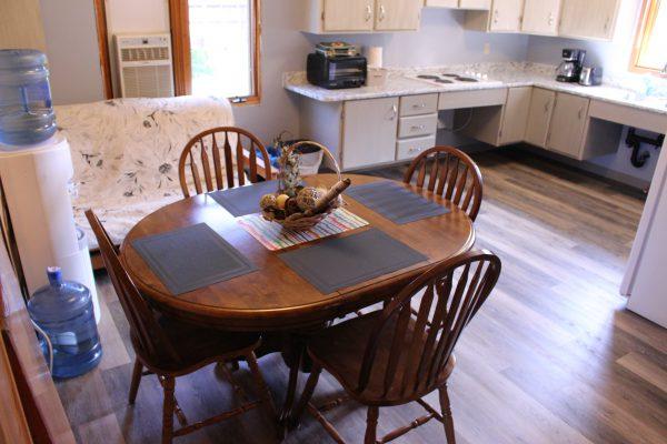 Cabin 2 Dining Room