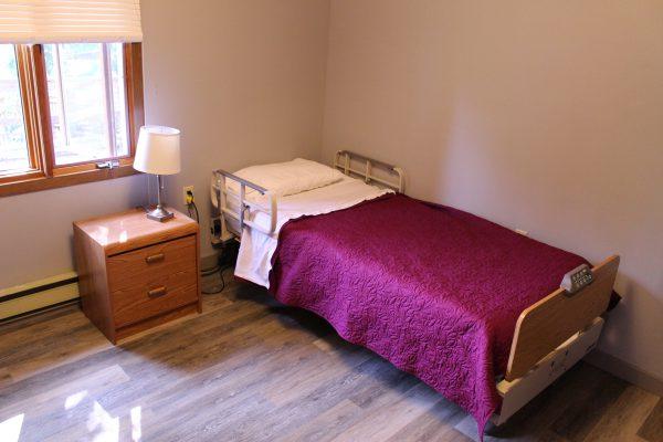 Cabin 2 Hospital Bed