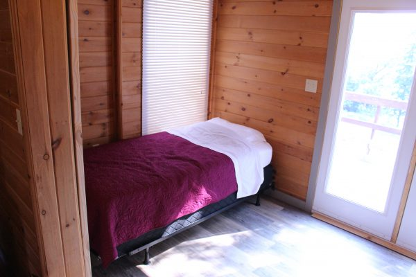 Cabin 2 Sunroom