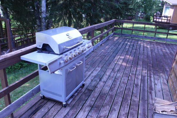 Cabin 2 Barbecue