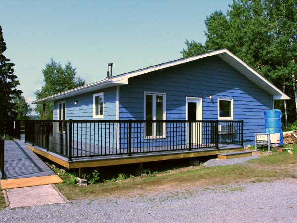 Cabin 5 Front